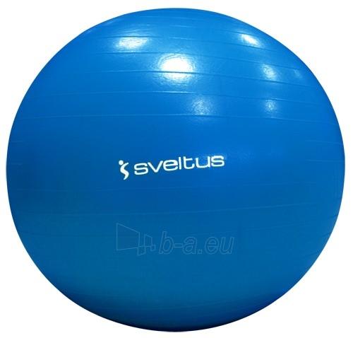 Gimnastikos kamuolys Sveltus 75cm blue Paveikslėlis 1 iš 1 310820027556