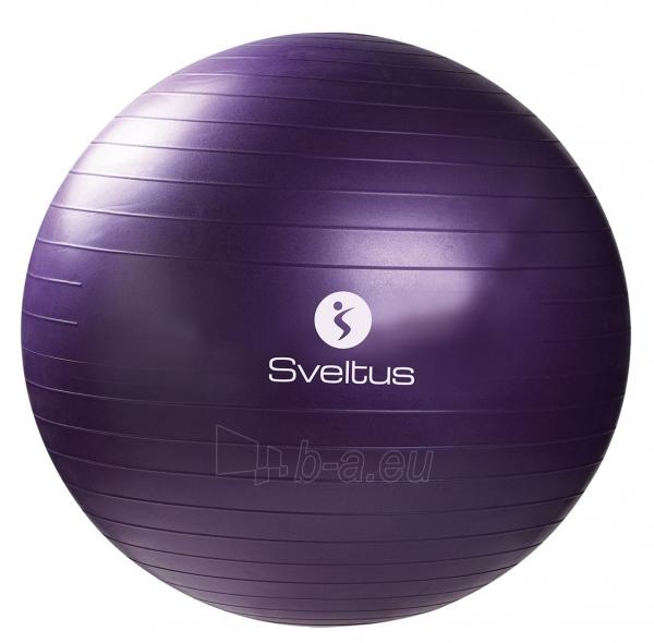 Gimnastikos kamuolys Sveltus 75cm violet Paveikslėlis 1 iš 1 310820027517