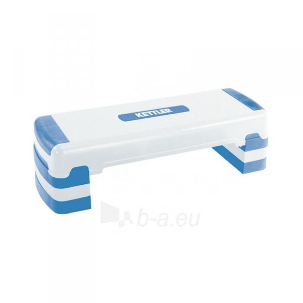 Gimnastikos laiptelis Aerobic Step perlw Paveikslėlis 1 iš 2 310820080947
