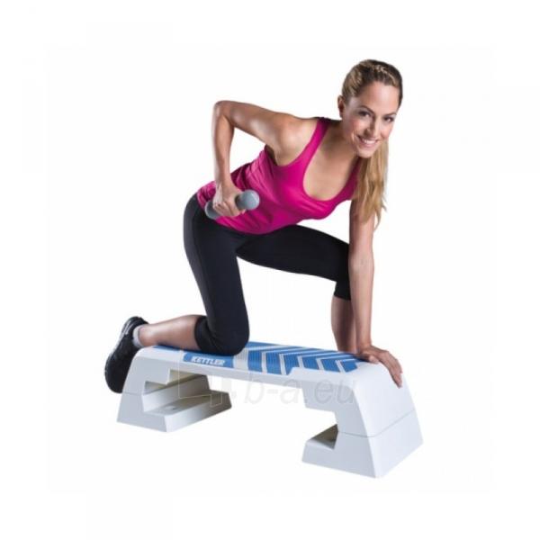 Gimnastikos laiptelis Aerobic Step perlw Paveikslėlis 2 iš 2 310820080947