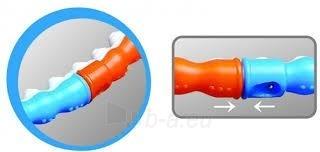 Gimnastikos lankas New Body Health Hoop 1,1 kg Paveikslėlis 1 iš 2 310820027751