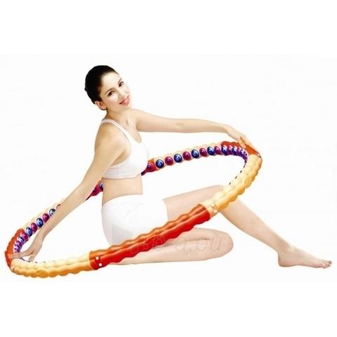 Gimnastikos lankas Passion Health Hoop 2,8KG Paveikslėlis 1 iš 2 310820027755