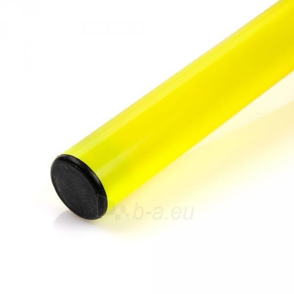 Gimnastikos lazdos METEOR 100 cm 10 vnt. geltona Paveikslėlis 2 iš 3 310820170037
