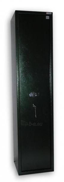Ginklo seifas Stalpol Gun Guard 6 OPTIC/6/W Paveikslėlis 1 iš 1 251530700024