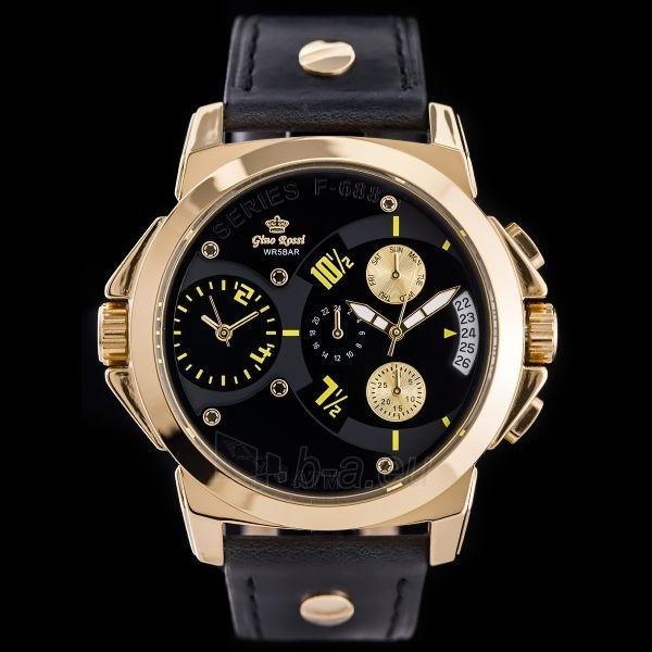Gino Rossi pulkstenis GR5240JA Paveikslėlis 1 iš 5 310820024842