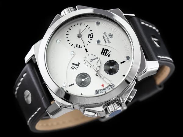 Gino Rossi laikrodis GR5240JS Paveikslėlis 2 iš 5 310820024845