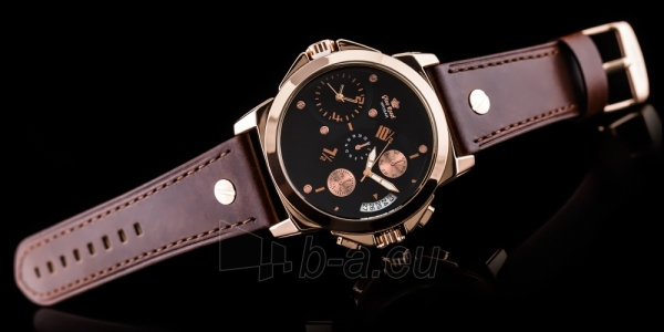 Gino Rossi laikrodis GR5240RA Paveikslėlis 4 iš 5 310820024841