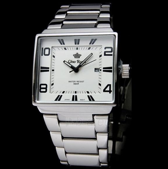 Gino Rossi laikrodis GR7658S Paveikslėlis 1 iš 2 310820024814