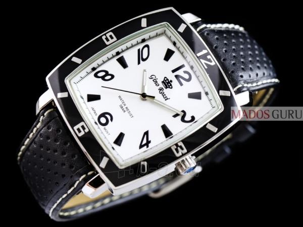 Gino Rossi laikrodis GR7659JB Paveikslėlis 2 iš 5 310820024806