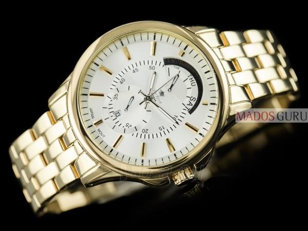 Gino Rossi laikrodis GR8005AS Paveikslėlis 2 iš 4 310820024810