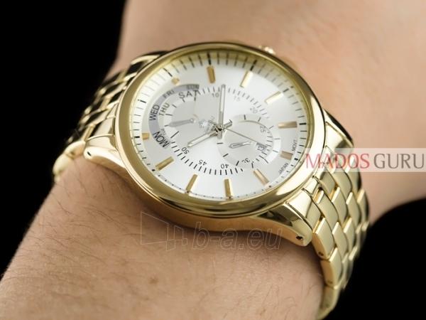 Gino Rossi laikrodis GR8005AS Paveikslėlis 4 iš 4 310820024810