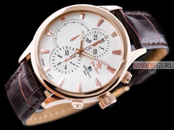 Gino Rossi pulkstenis GR8006RB Paveikslėlis 2 iš 5 310820024820