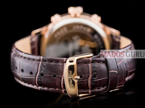 Gino Rossi pulkstenis GR8006RB Paveikslėlis 4 iš 5 310820024820