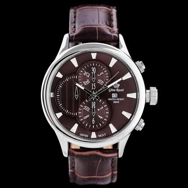 Gino Rossi laikrodis GR8006RR Paveikslėlis 1 iš 1 310820024804