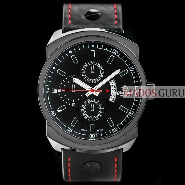 Gino Rossi pulkstenis GR8558JR Paveikslėlis 1 iš 5 310820024823