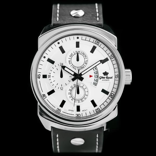 Gino Rossi pulkstenis GR8558JS Paveikslėlis 1 iš 5 310820024836