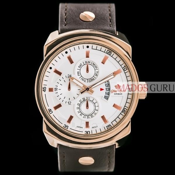 Gino Rossi laikrodis GR8558RS Paveikslėlis 1 iš 5 310820024824