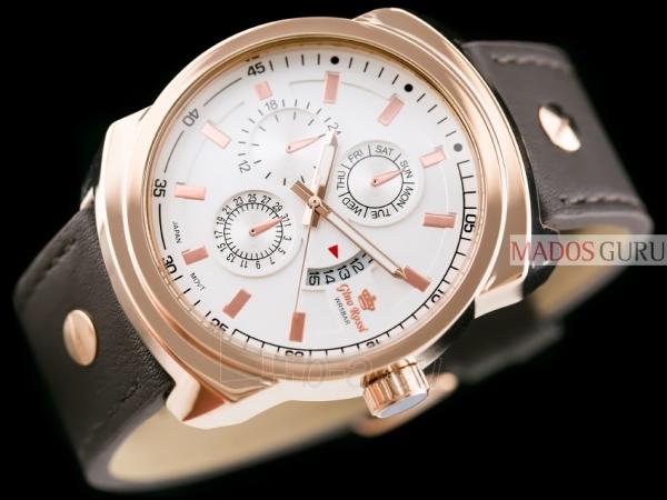 Gino Rossi laikrodis GR8558RS Paveikslėlis 2 iš 5 310820024824