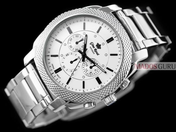 Gino Rossi laikrodis GR9701S Paveikslėlis 2 iš 5 310820024819