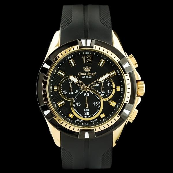 Gino Rossi pulkstenis GR9808JA Paveikslėlis 1 iš 4 310820024857