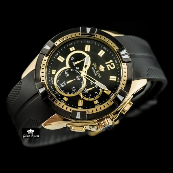 Gino Rossi laikrodis GR9808JA Paveikslėlis 2 iš 4 310820024857