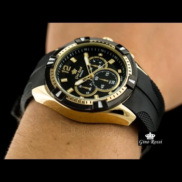 Gino Rossi pulkstenis GR9808JA Paveikslėlis 4 iš 4 310820024857