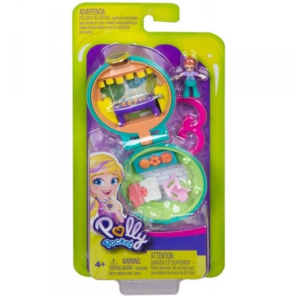 GKJ39 / GKJ43 Mattel Polly Pocket Tiny Compact Paveikslėlis 2 iš 5 310820230612