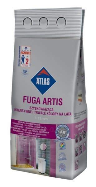 ATLAS ARTIS GROUT - highly flexible fine aggregate grout 117 violet 1-25mm 5 kg Paveikslėlis 1 iš 1 236790000535