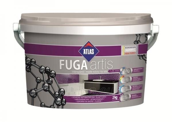 ATLAS ARTIS GROUT - highly flexible fine aggregate grout 136 silver 2 kg bucket Paveikslėlis 1 iš 2 236790000532