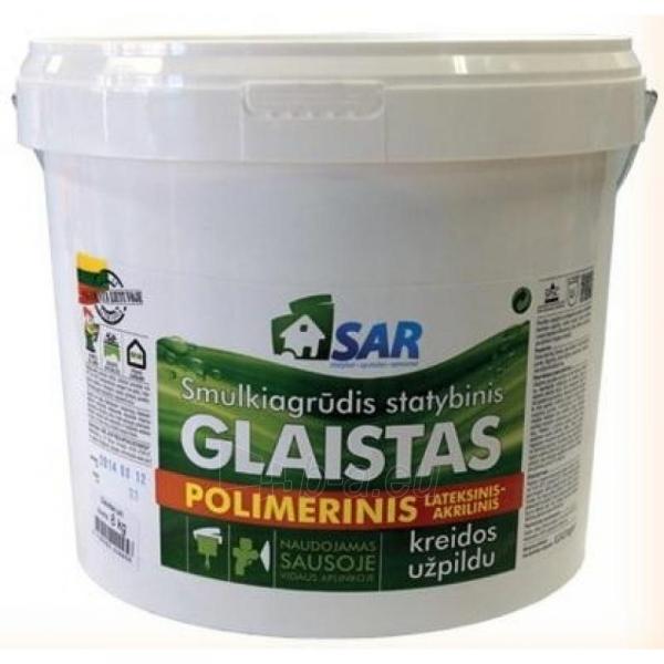 Glaistas polimerinis SAR 16 kg Paveikslėlis 1 iš 1 310820012182