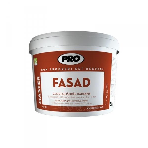 Glaistas PRO.FASAD 5 kg Paveikslėlis 1 iš 1 236790000627