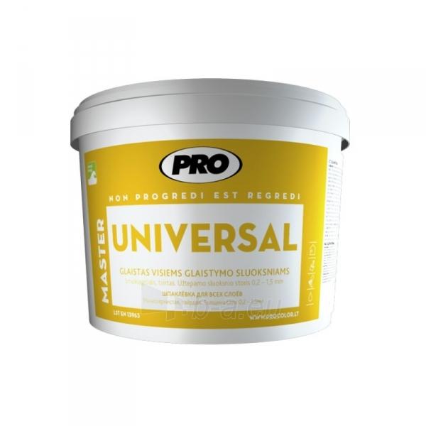 Grout UNIVERSAL 28 kg Paveikslėlis 1 iš 1 310820012649