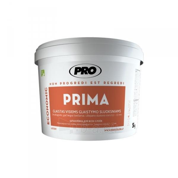 Glaistas PRO PRIMA 18 kg visiems sluoksniams Paveikslėlis 1 iš 1 310820012646