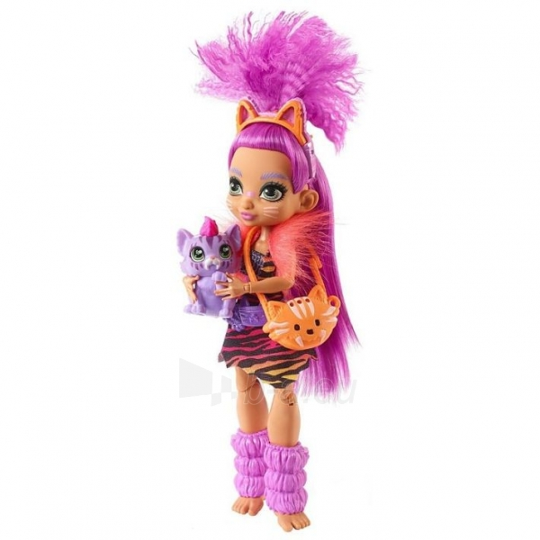 GNL84 / GNL82 Cave Club Roaralai Doll MATTEL Пещерный клуб Роралай Paveikslėlis 6 iš 6 310820252874