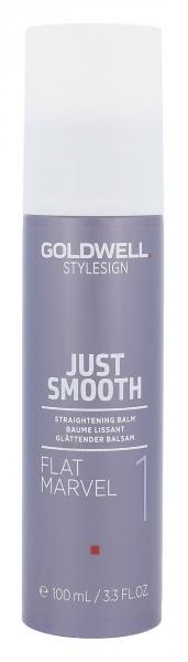 Goldwell Style Sign Just Smooth Flat Marvel Cosmetic 100ml Paveikslėlis 1 iš 1 310820085106
