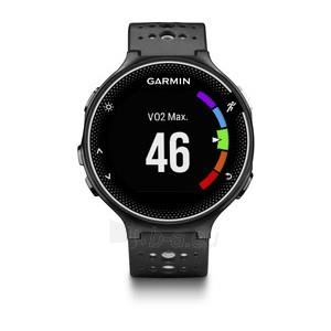 GPS navigacija Garmin Forerunner 230 Black-White Paveikslėlis 1 iš 4 310820011179