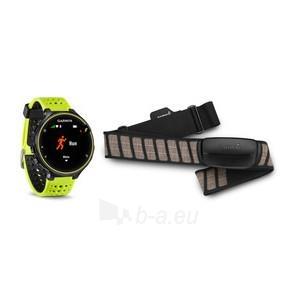 GPS navigacija Garmin Forerunner 230 HR Black-Yellow Paveikslėlis 1 iš 1 310820011171