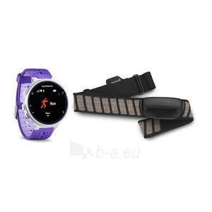 GPS navigacija Garmin Forerunner 230 HR White-Violet Paveikslėlis 1 iš 1 310820011177