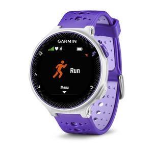 GPS navigacija Garmin Forerunner 230 White-Violet Paveikslėlis 2 iš 3 310820011174