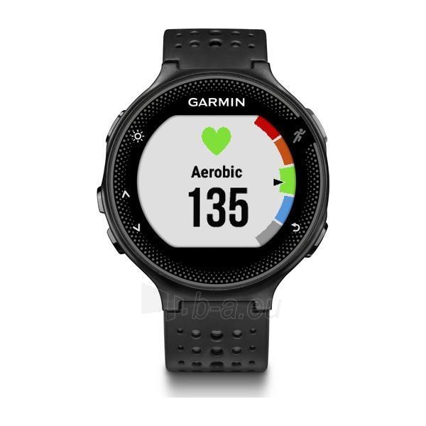 GPS navigacija Garmin Forerunner 235 HR Black-Grey Paveikslėlis 1 iš 3 310820011218