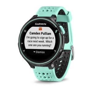 GPS navigacija Garmin Forerunner 235 HR Black-Turquoise Paveikslėlis 2 iš 3 310820011178