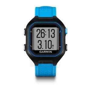 GPS navigacija Garmin Forerunner 25 (Black-Blue) Paveikslėlis 1 iš 2 310820011120