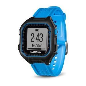 GPS navigacija Garmin Forerunner 25 (Black-Blue) Paveikslėlis 2 iš 2 310820011120