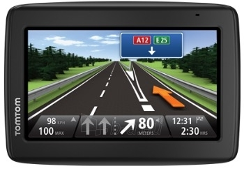TomTom Start 20 M CEE Car Navigation Europe Lifetime Map Update