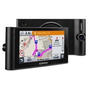 GPS navigacinė technika Garmin DezlCam LMT-D Europe, 6.0, Lifetime Map, Lifetime Digital Traffic Paveikslėlis 1 iš 3 310820036063