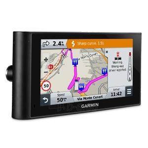 GPS navigacinė technika Garmin DezlCam LMT-D Europe, 6.0, Lifetime Map, Lifetime Digital Traffic Paveikslėlis 2 iš 3 310820036063