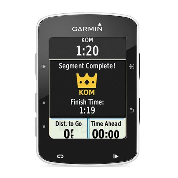 GPS navigacinė technika Garmin Edge 520 Paveikslėlis 1 iš 6 310820042307