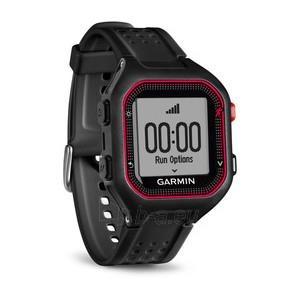 GPS navigacinė technika Garmin Forerunner 25 (Black-Red) Paveikslėlis 2 iš 2 310820036066