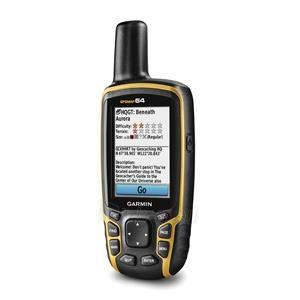 GPS navigacinė technika Garmin GPSMap 64 Paveikslėlis 2 iš 4 310820036054