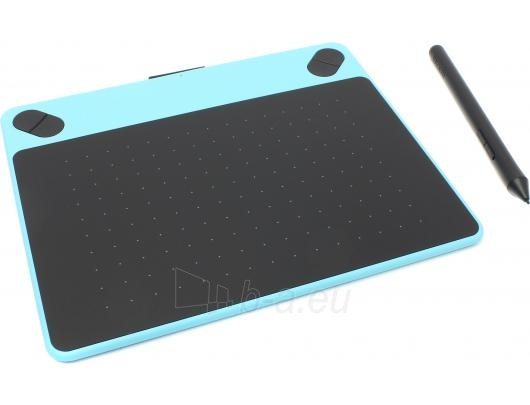 Grafinė planšetė WACOM Intuos Draw Blue Paveikslėlis 1 iš 2 310820116257